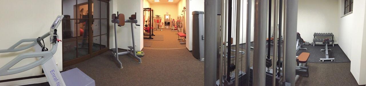 Erweiterung unserer Trainingsfläche